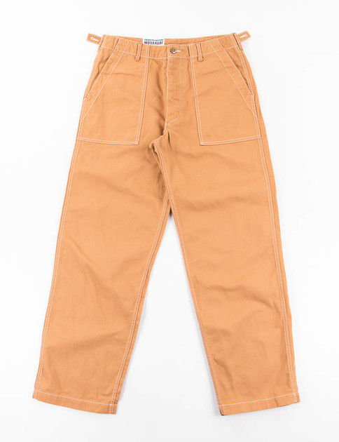 Brown 10oz Cotton Duck Fatigue Pant