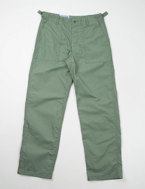 Olive NyCo Ripstop Fatigue Pant Special