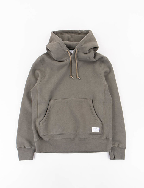 Neighborhood Olive Drab 80 C–Hooded Sweatshirt