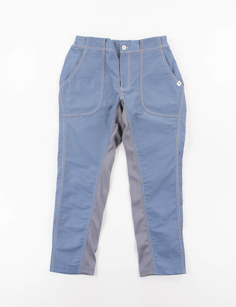 Blue 60/40 Cloth Rib Pants