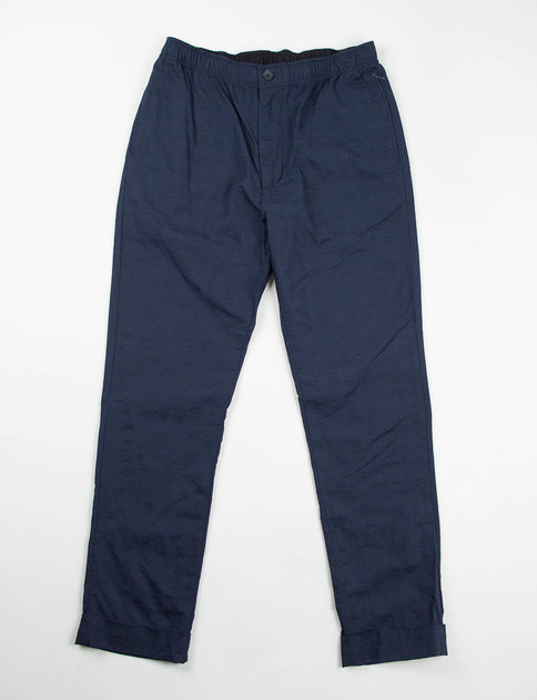 Dark Navy Java Cloth Charles Pant