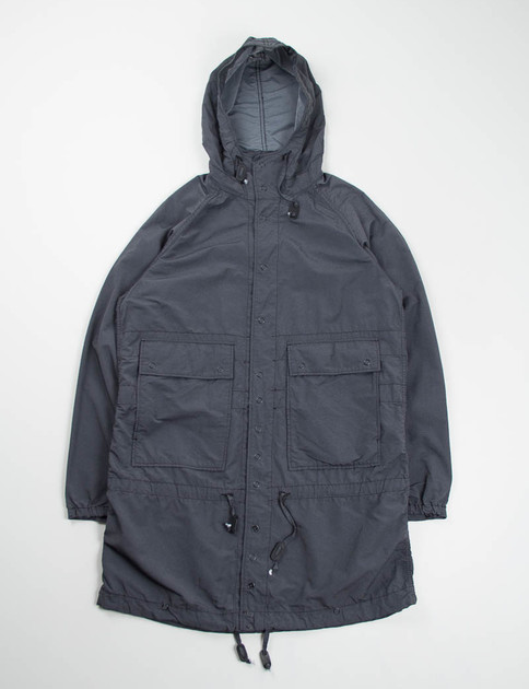 Grey Activecloth Light Parka