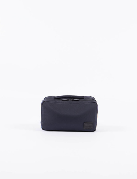 Navy View Pouch