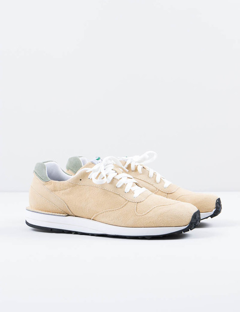 Khaki/Olive Suede Speed Shoe