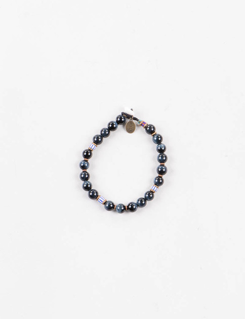 Blue Tiger's Eye 8mm Bracelet