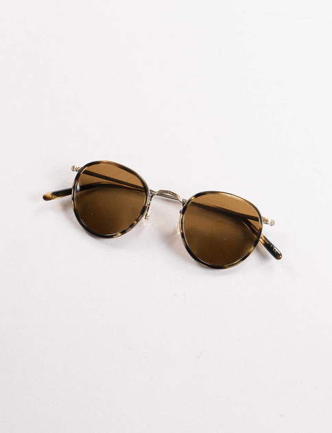 Cocobolo/Antique Gold MP–2 30th Anniversary Sunglasses