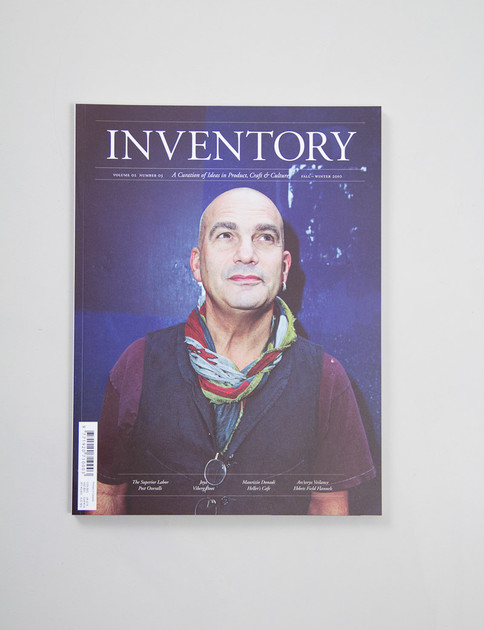 Inventory Magazine Vol.2 No.3 A/W 2010/11