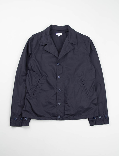 Dark Navy Washer Twill M–41 Jacket