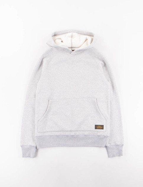 Grey Cam C–Hooded Sweatshirt