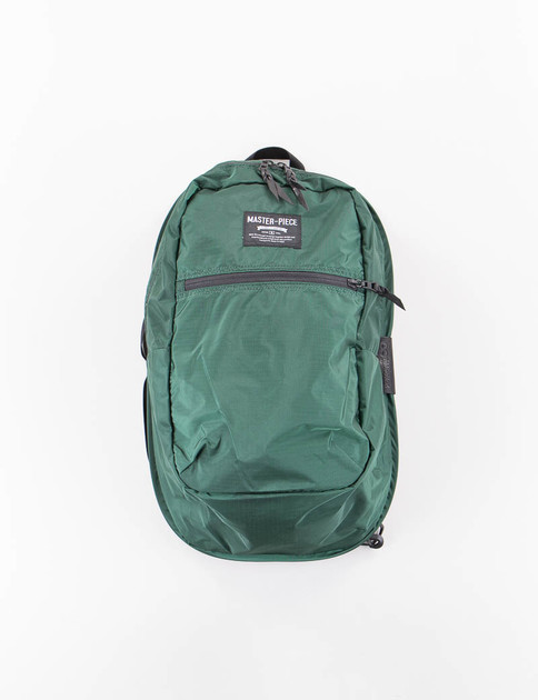 Green Pop N Pack Backpack