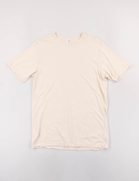 Natural Hemp/Cotton Tee
