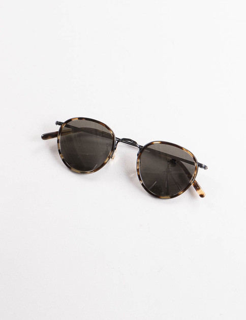 Hickory Tortoise/Matte Black MP–2 30th Anniversary Sunglasses