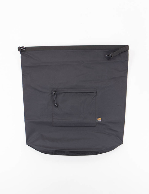 Black Roll Shoulder Bag