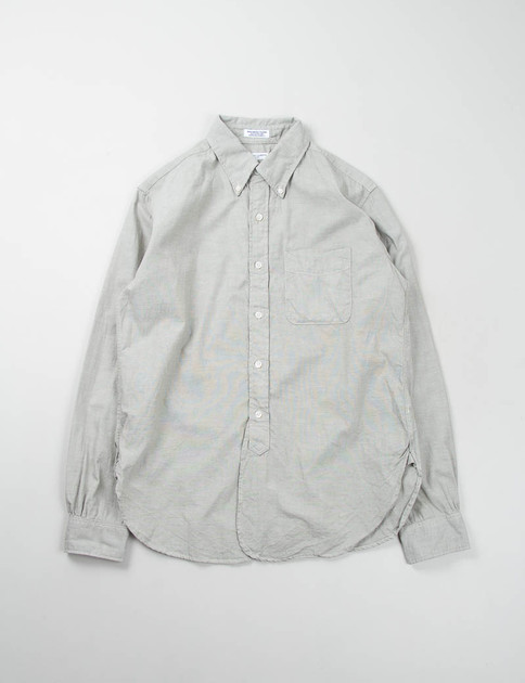 Olive Dungaree Oxford 19th Century BD Shirt