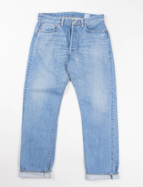 3 Year Wash 105 Standard 5 Pocket Jean