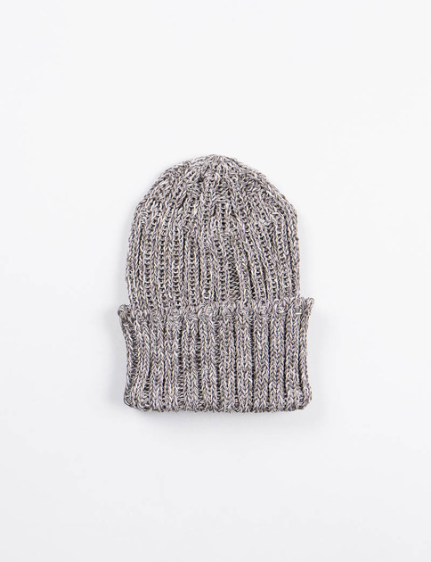 Grey Pre–Organic Cotton Knit Cap