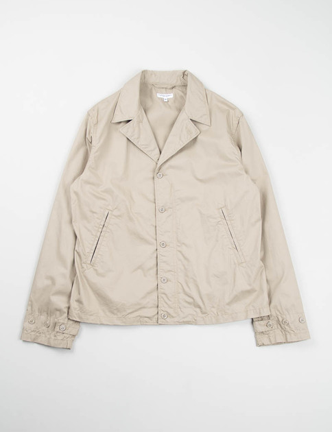 Khaki Washer Twill M–41 Jacket