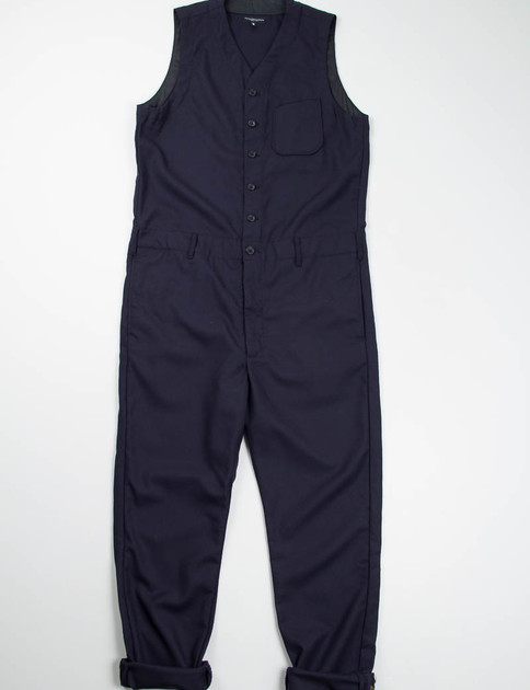 Navy Uniform Serge Copeland Suit