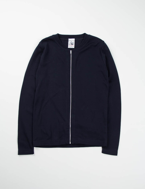 Dark Navy Rite Jacket