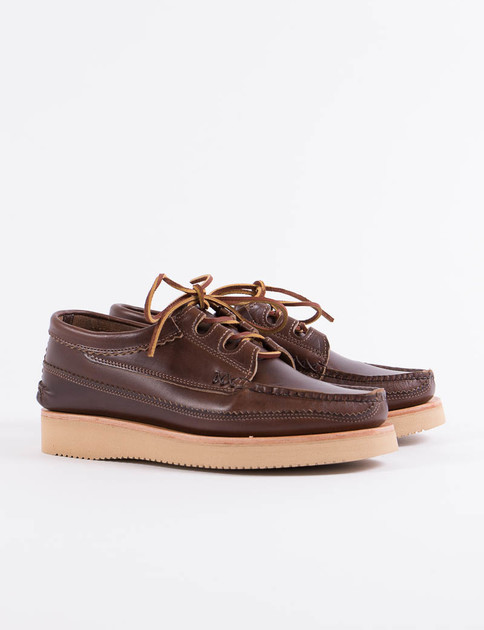 G Brown Ghillie Moc DB Shoe Special