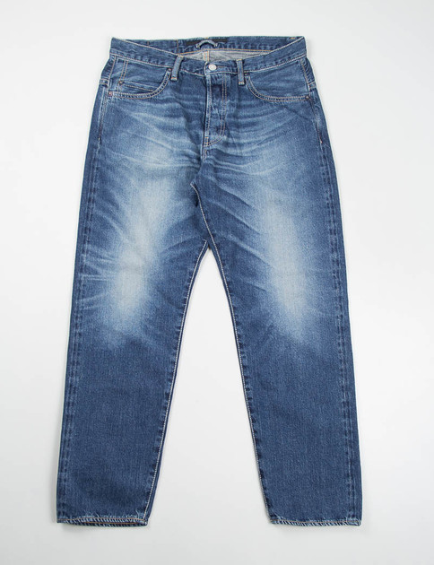 Used Wash 5P Tapered Jeans