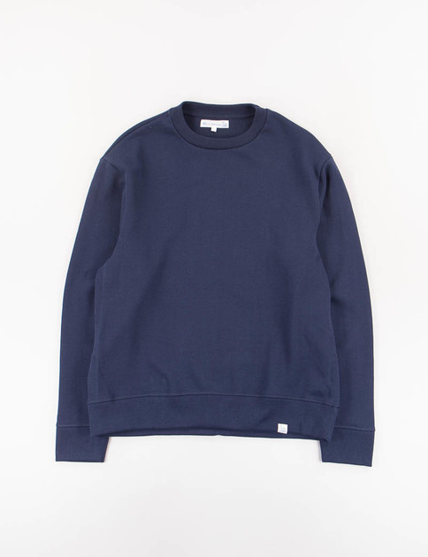 Ink Blue 346OS Organic Cotton Oversized Sweater