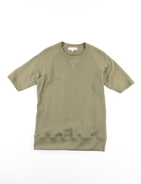Army 347 Organic Cotton 1/4 Sleeve Sweater