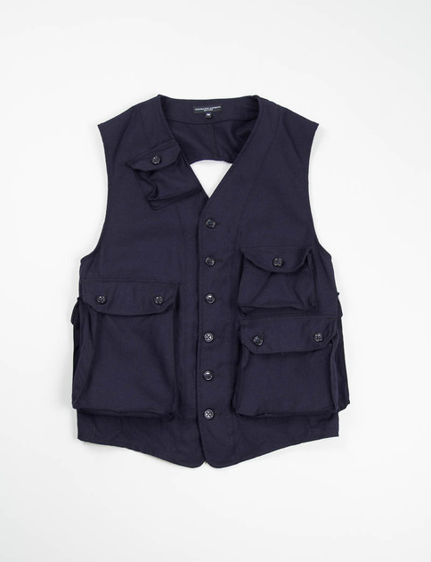 Navy Uniform Serge C–1 Vest