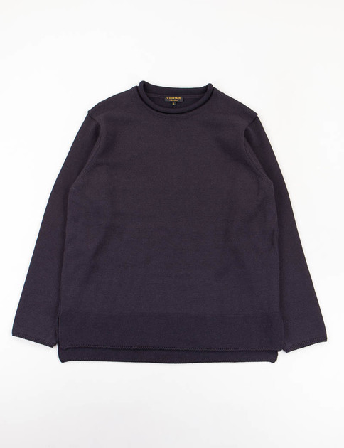 Ink Roll Neck Sweater