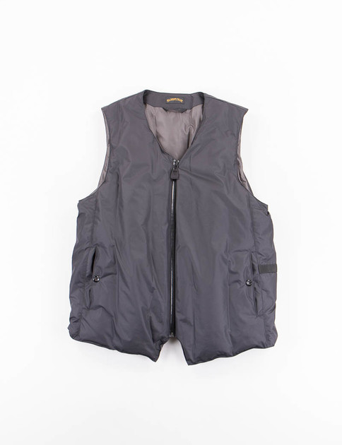 Black Ukon Down Vest
