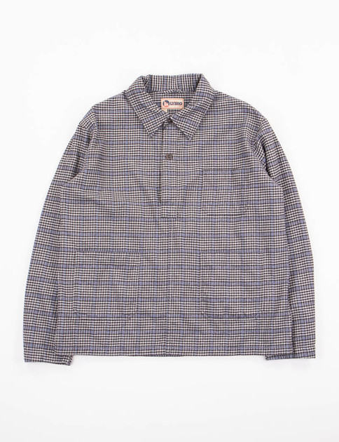 Lybro Blue Check Poh Shirt