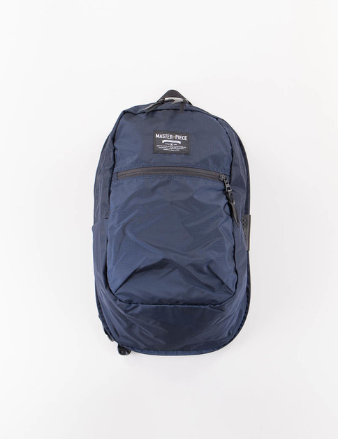 Navy Pop N Pack Backpack
