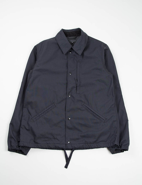 Black NyCo Ripstop Ground Jacket