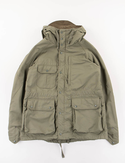 Olive Nyco Ripstop Field Parka
