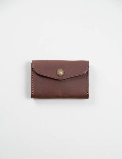 Brown Card Case