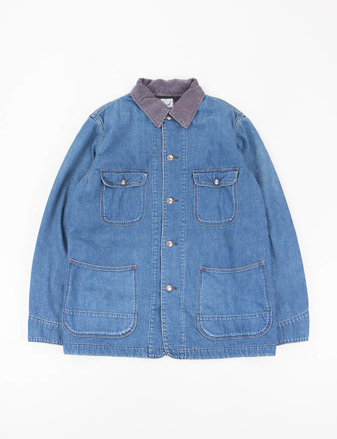 2 Year Wash 50s Coverall Liner Jacket