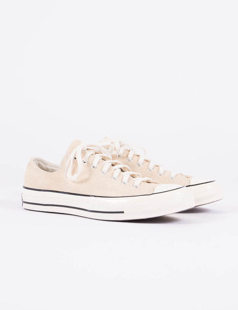 Light Twine/Egret Suede Chuck Taylor All Star 70s