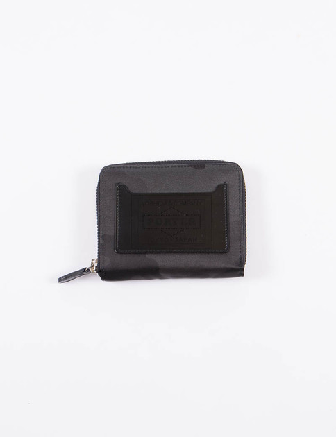 Woodland Black Camouflage Wallet
