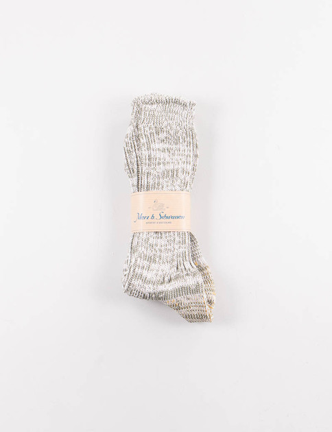 Army Melange 271 Organic Cotton Socks
