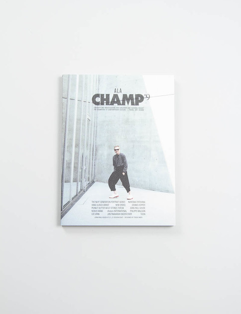 Ala Champ Magazine – Issue 9