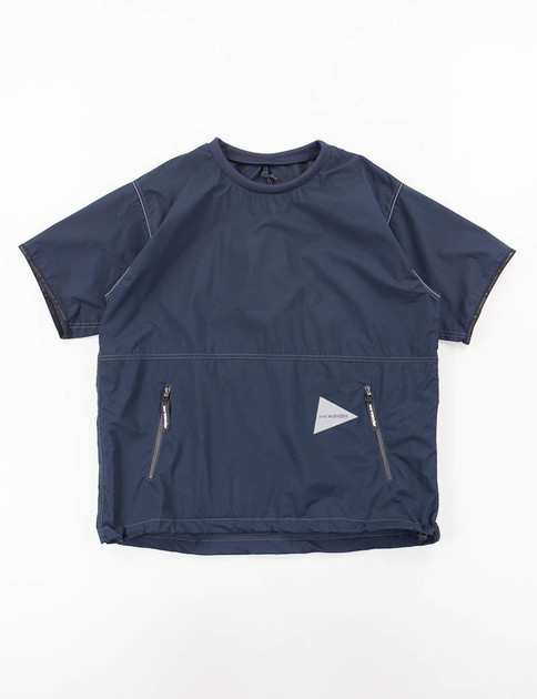 Navy Pertex T–Shirt