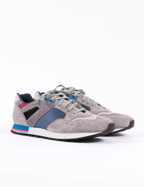 Grey 90's French Military Trainer