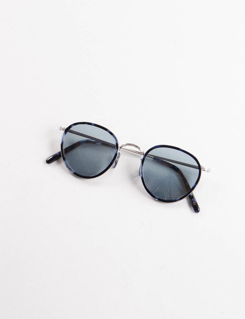 Cobalt Tortoise/Silver MP–2 30th Anniversary Sunglasses