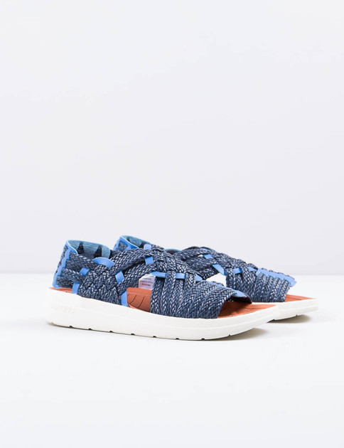 Missoni Navy/Cobalt Canyon Sandal