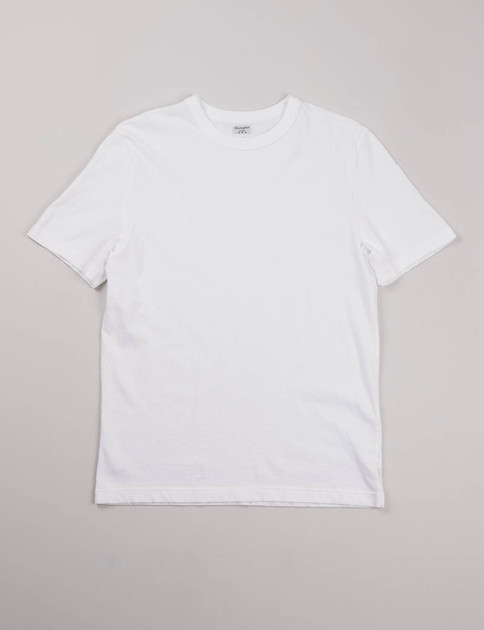 White Dad's Undershirt