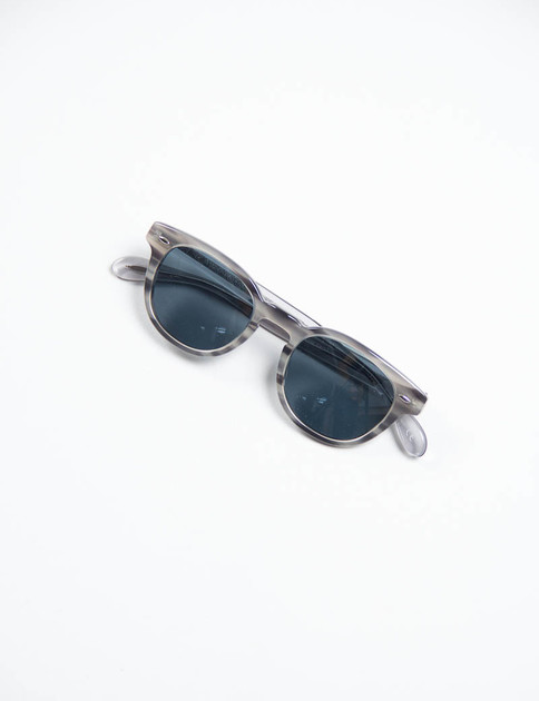 Grey Tortoise Sheldrake Sunglasses