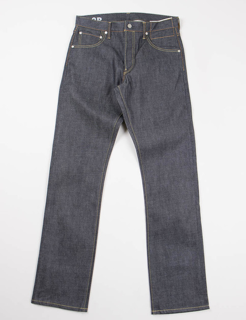 Unwashed Social Sculpture 01–SLIM Jean