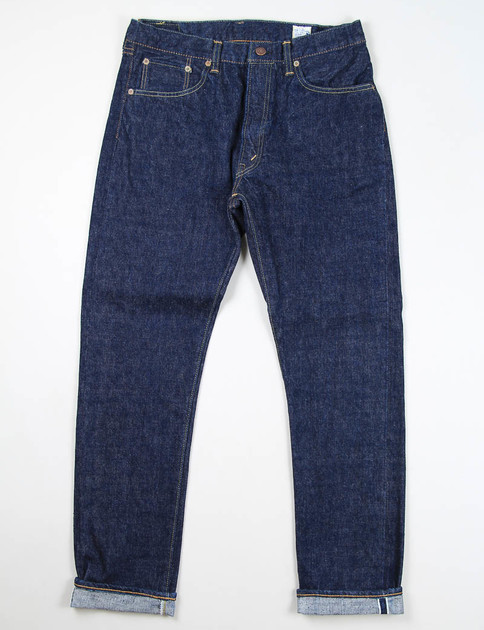 Indigo One Wash 107 Slim Fit Jean *RESTOCK*