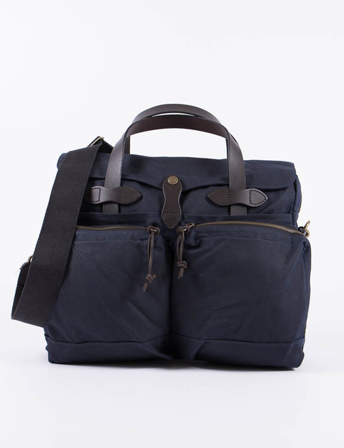 Navy 24–Hour Tin Briefcase