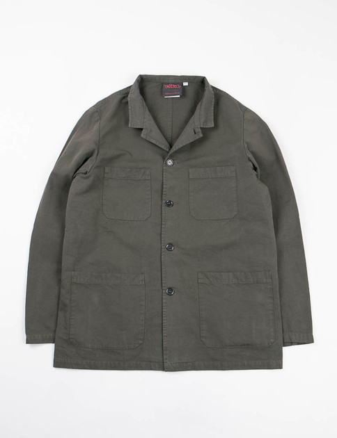 Khaki Overdyed Jacket